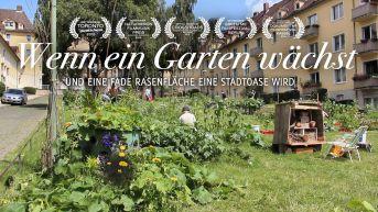 Wenn ein Garten wächst